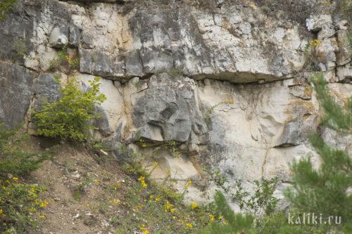 Горные разработки на Поповой горе
