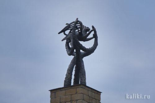 Монумент «Булгарское наследие» в Ширяево