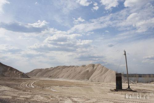 Жигулевский известковый завод