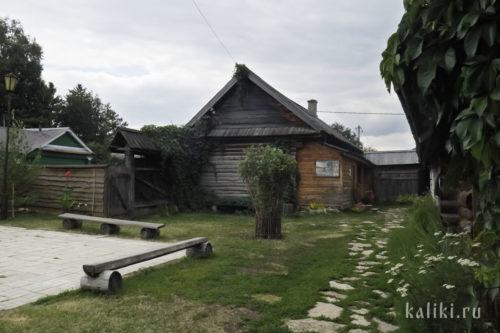 Дом-музей А. Ширяевца