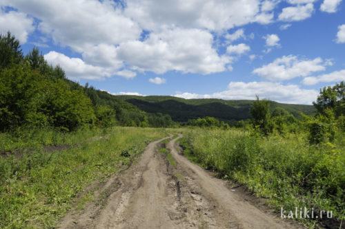 Предустье Ширяевской долины 2